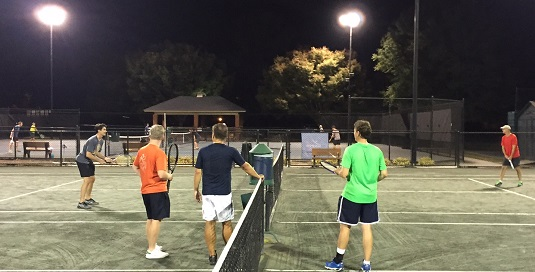 South Charlotte Tennis Ladder