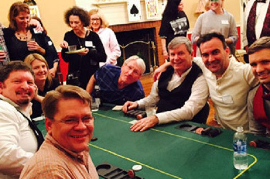 South Charlotte Poker Tournament